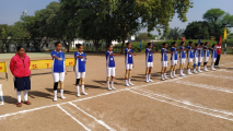 Girls Kho-kho team