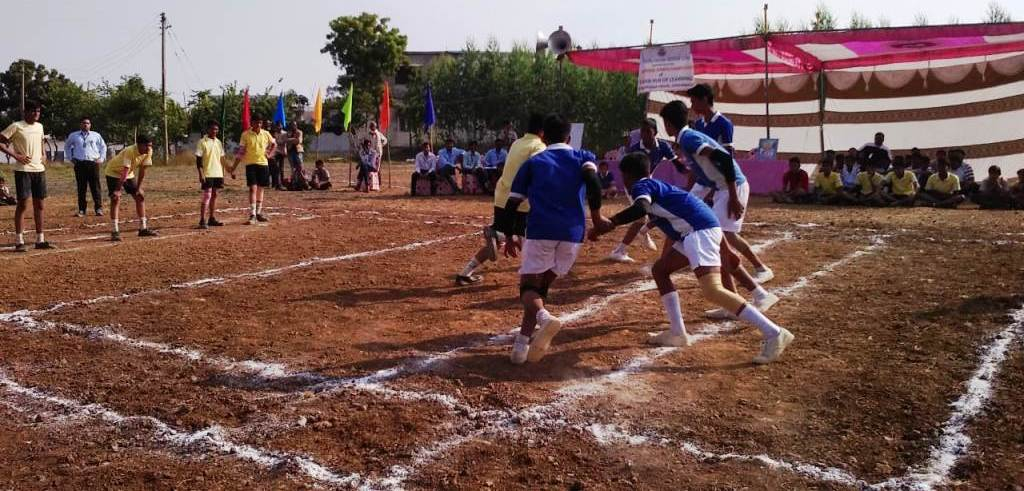 Inter school Kabaddi of CBSE schools